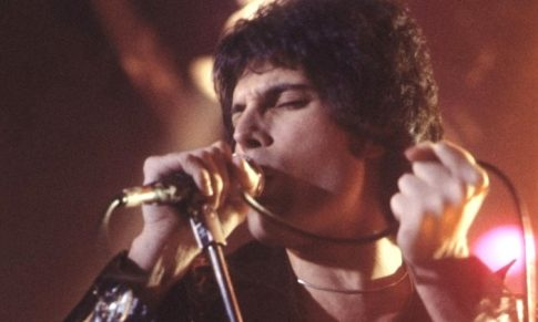 Freddie Mercury's Signature reflects his Dynamism and Showmanship