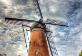 The Windmill Personality; buffeted by the Storms of Life