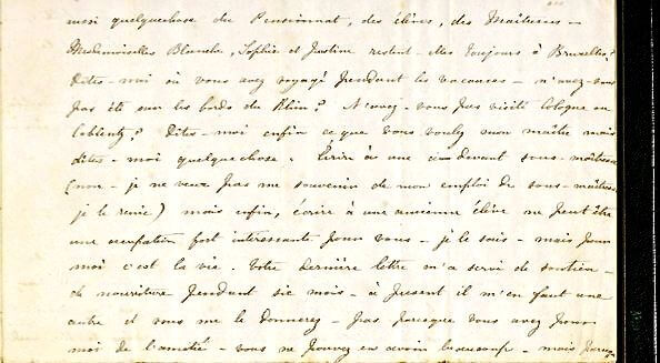 Letter-excerpt-from-Charlotte-Brontë-to-Prof