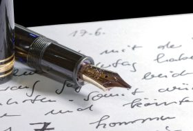 10 Things you can learn about yourself from your Handwriting