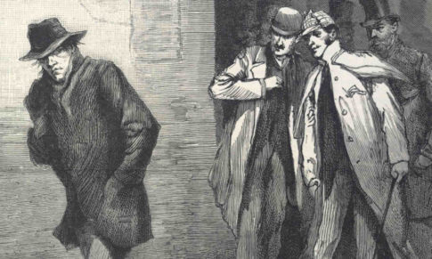 Jack the Ripper – his Handwriting drips with gore