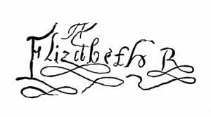 elizabethIIsignature