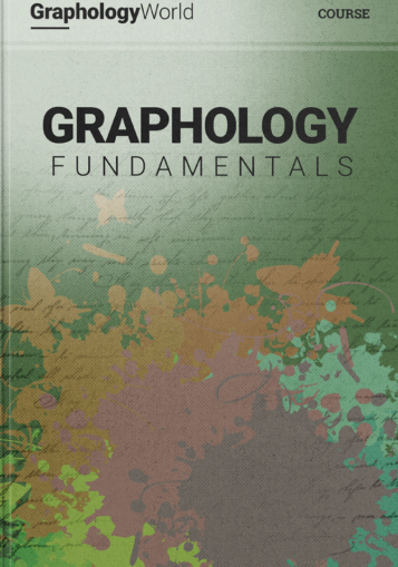 Graphology Fundamentals – A Basic Course in Graphology