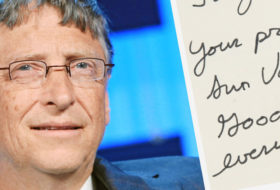 Handwriting Infographic of 10 Famous People