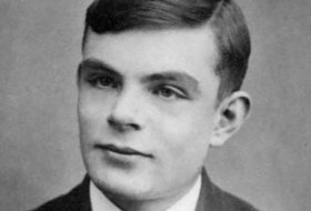 Signs of Genius in Alan Turing's handwriting