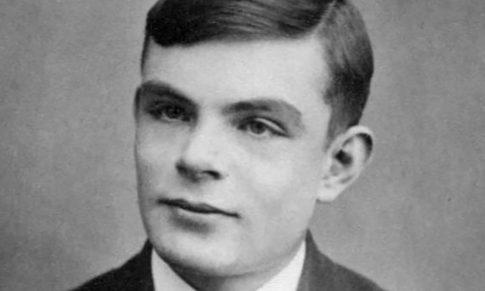 Signs of Genius in Alan Turing's handwriting