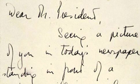 The Queen's Charming Letter
